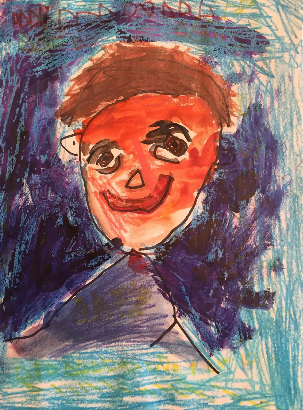 Jonah, A Self-Portrait by Jonah S.